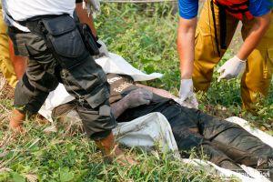 พบศพพลทหาร ร.4 พัน 3 ลอยกลางแม่น้ำน่าน
