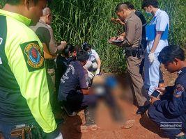 ยิงหนุ่มวัย 27 ปี รับจ้างกรีดยางเสียชีวิต ที่อำเภอนครไทย